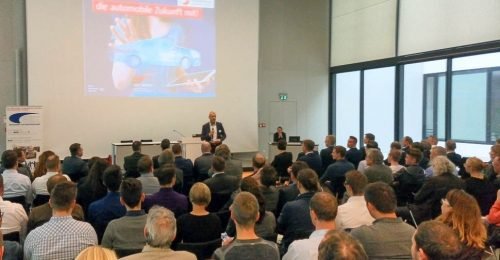 SAM – dem 1. Symposium Automotive & Mobility